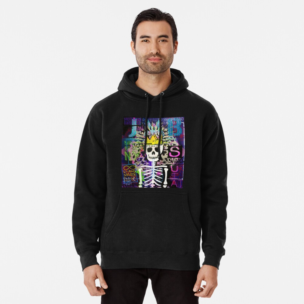 A Tribute to JMB Pullover Hoodie