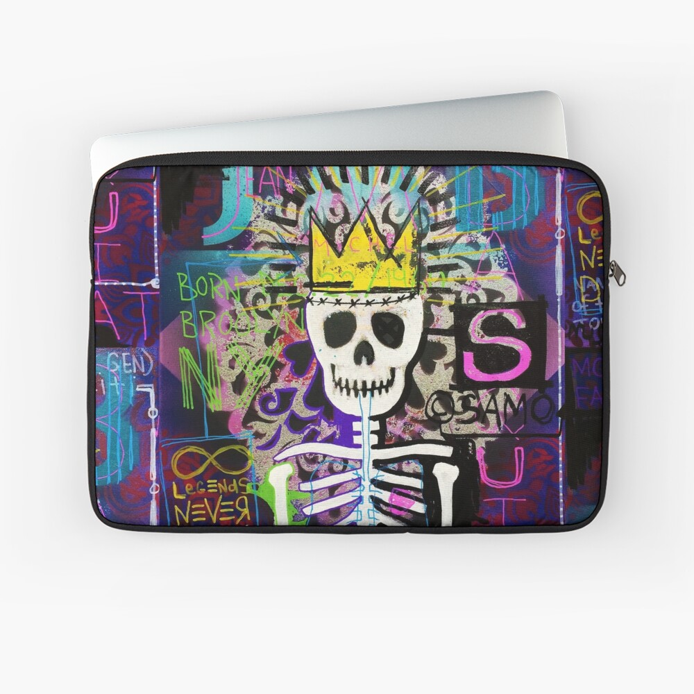 A Tribute to JMB Laptop Sleeve