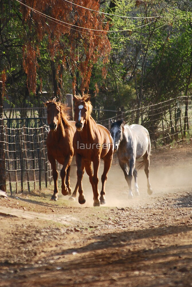 Charging Home by laureenr