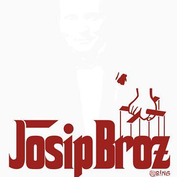 Josip Broz - Kum by AmirKaragic