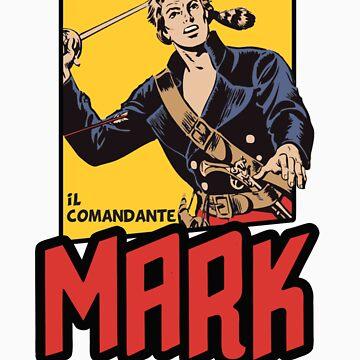 Komandant Mark by AmirKaragic