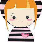 Doll 3 by claclina