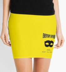 Everyday Superhero Mini Skirt