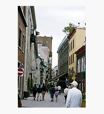 Rue de la Paul Photographic Print