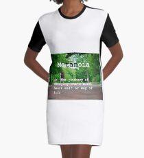 Metanoia Graphic T-Shirt Dress