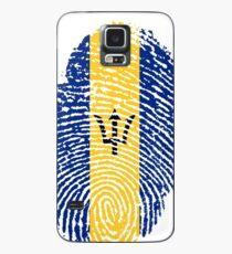 Barbadian Case/Skin for Samsung Galaxy