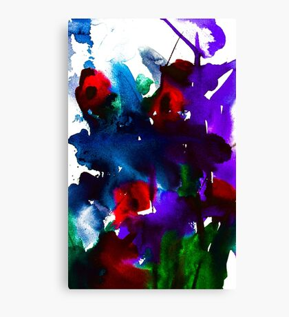 BAANTAL / Pollinate / Evolution #3 Canvas Print