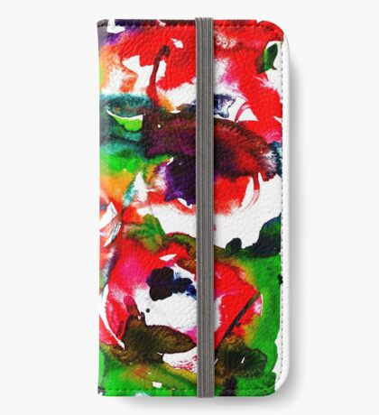 BAANTAL / Pollinate / Lust #2 iPhone Wallet