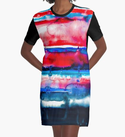 BAANTAL / Lust Graphic T-Shirt Dress