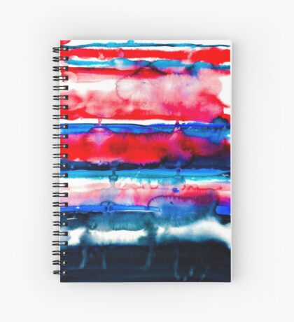 BAANTAL / Lust Spiral Notebook