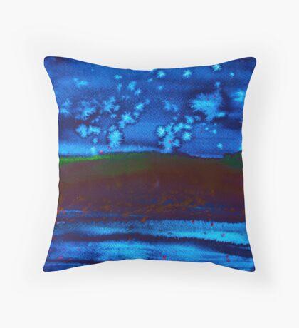 BAANTAL / Night Throw Pillow