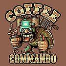 Coffee Commando by wuhu