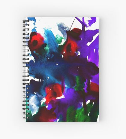 BAANTAL / Pollinate / Evolution #3 Spiral Notebook
