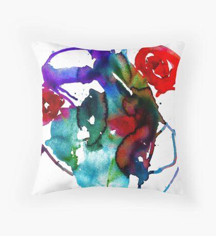 BAANTAL / Pollinate / Evolution Throw Pillow