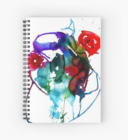 BAANTAL / Pollinate / Evolution Spiral Notebook