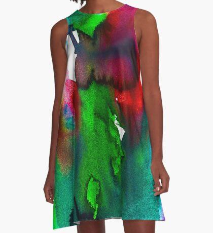 BAANTAL / Pollinate / Evolution #5 A-Line Dress