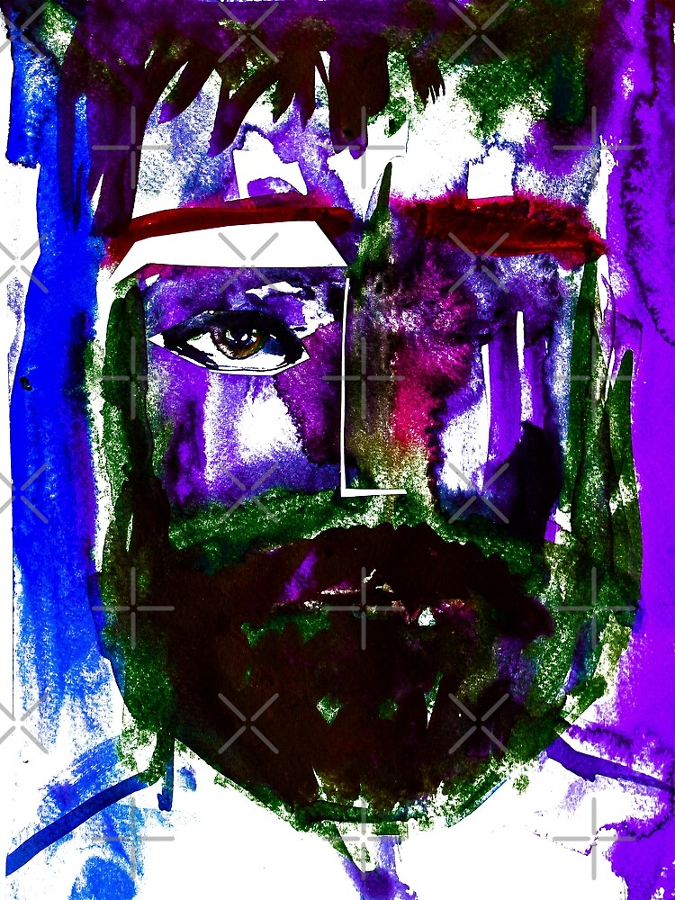 BAANTAL / Hominis / Faces #1 by ManzardCafe