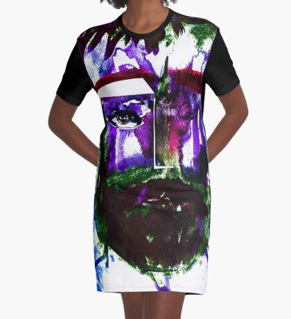 BAANTAL / Hominis / Faces #1 Graphic T-Shirt Dress