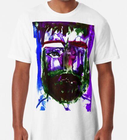 BAANTAL / Hominis / Faces #1 Long T-Shirt