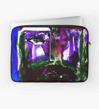 BAANTAL / Hominis / Faces #1 Laptop Sleeve