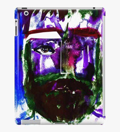 BAANTAL / Hominis / Faces #1 iPad Case/Skin