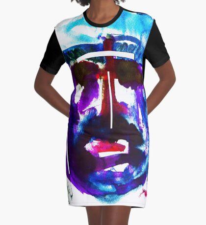 BAANTAL / Hominis / Faces #2 Graphic T-Shirt Dress