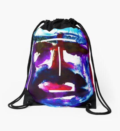 BAANTAL / Hominis / Faces #2 Drawstring Bag