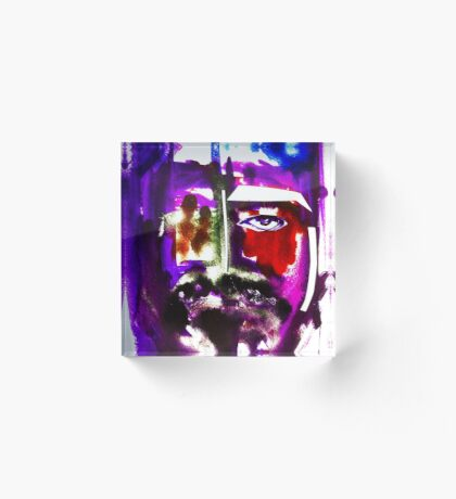 BAANTAL / Hominis / Faces #3 Acrylic Block