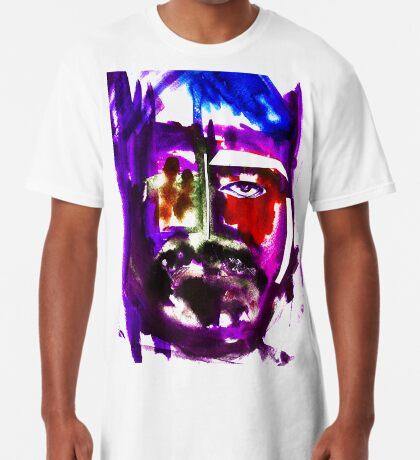 BAANTAL / Hominis / Faces #3 Long T-Shirt