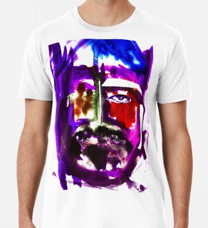 BAANTAL / Hominis / Faces #3 Premium T-Shirt