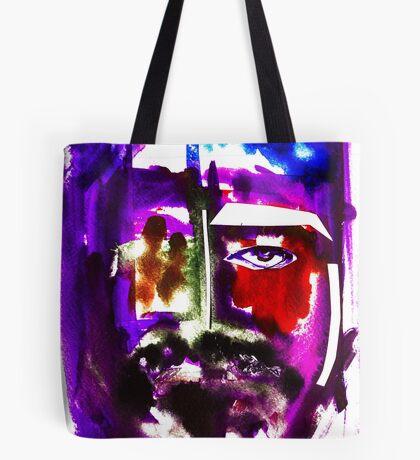 BAANTAL / Hominis / Faces #3 Tote Bag