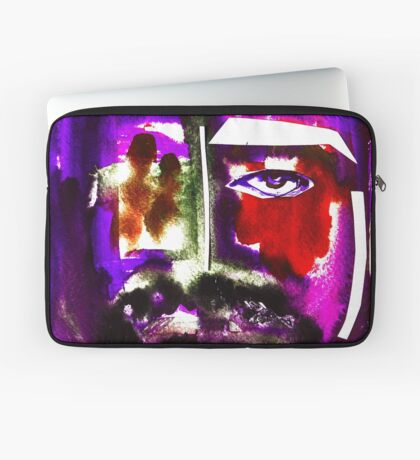 BAANTAL / Hominis / Faces #3 Laptop Sleeve