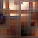 Plaid Squared by RC deWinter