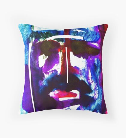 BAANTAL / Hominis / Faces #2 Throw Pillow
