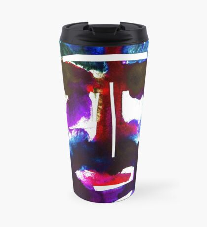 BAANTAL / Hominis / Faces #2 Travel Mug