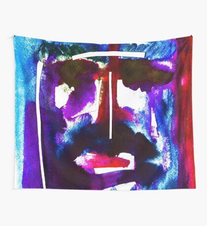 BAANTAL / Hominis / Faces #2 Wall Tapestry