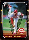 425 - Bill Gullickson by Foob's Baseball Cards