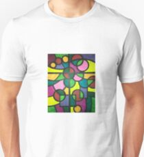 Abstract marker drawing  Unisex T-Shirt