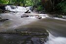 Minneopa Falls. by Michael Treloar