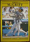426 - Fred McGriff by Foob's Baseball Cards