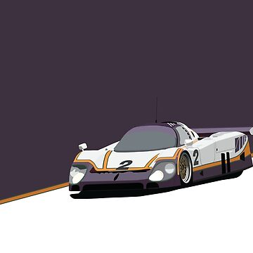 XJR-9 LM v3 by peterdials