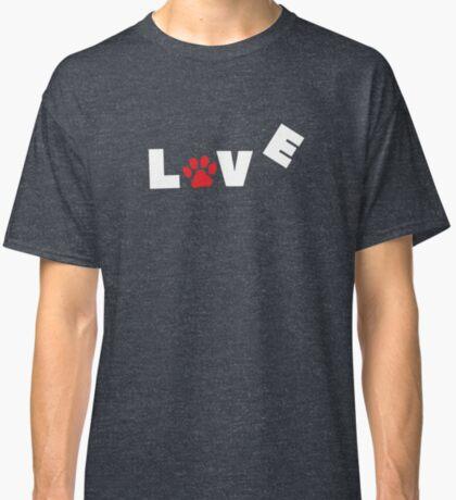 I love my dog T-Shirt & more Classic T-Shirt