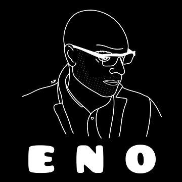 Brian Eno by jpearson980