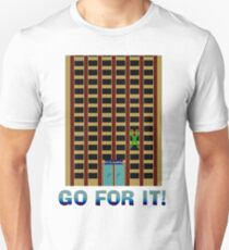 Go For It! Unisex T-Shirt