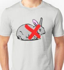 NO PLACE FOR  RABBIT  Unisex T-Shirt