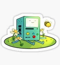 Time Adventure Sticker