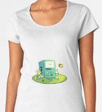 Time Adventure Women's Premium T-Shirt