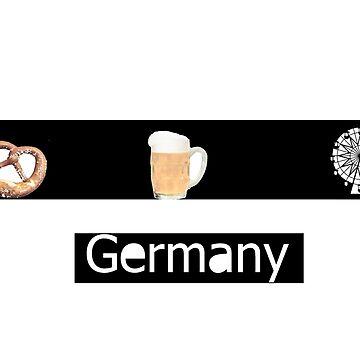 Germany -Oktober -october by Onetrick