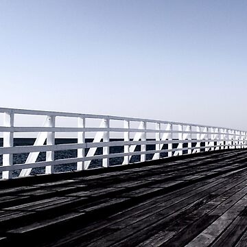Shorncliffe Jetty by BecsPerspective