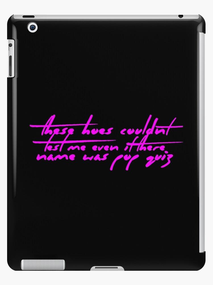 The Pinkprint: Only [Pop Quiz Lyric] by Zach Williams